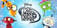 Disney Rob the Robot poster