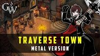 KINGDOM HEARTS METAL ► Traverse Town Guitar Cover-0