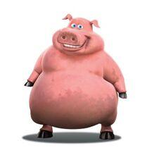 Barnyard Movie Pig
