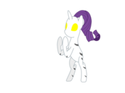 Rarity white tiger costume by katarakta4-d5m522l
