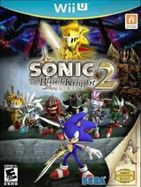 Sonic and the Black Knight 2