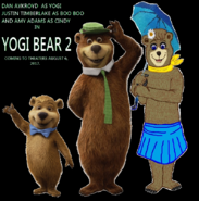 Yogi Bear 2 Movie Picture (Version 5)