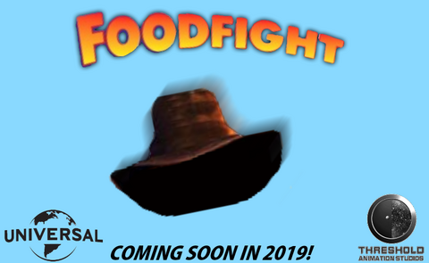 FoodFight! 2019 Poster 1