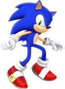 Sonic Legacy Sonic