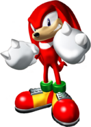 Adventure DX Knuckles