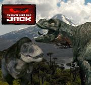 Cretaceous Animal SJ poster