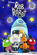 Disney Rob the Robot poster 3