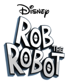 Disney Rob the Robot logo (alternate)