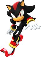 Sonic 2020 Shadow Render 3D