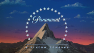 Paramount Pictures logo (1999)