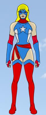 Ultimate Marvel: Earth-2/Liz Danvers Rogers