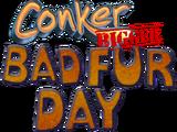 Conker's Bigger Bad Fur Day