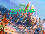 The Adventures In Zootopia