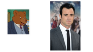 Justin Theroux as Father Bear