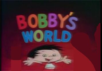 New bobby's world logo