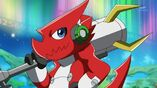 Shoutmon ( digimon xros wars )