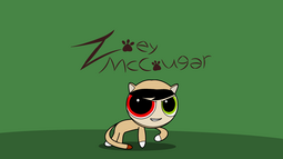 Zoey McCougar title card