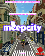MeepCity- Official Poster