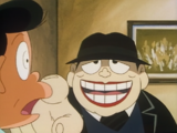 The Laughing Salesman (English dub)