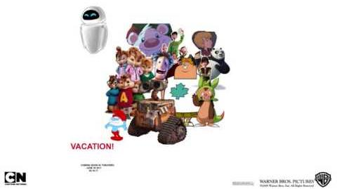"Cartoon Network's ""Vacation"" the Movie - In Theaters - 06.16.17"