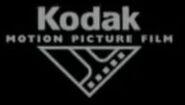Kodak Motion Picture Film 2001 Logo