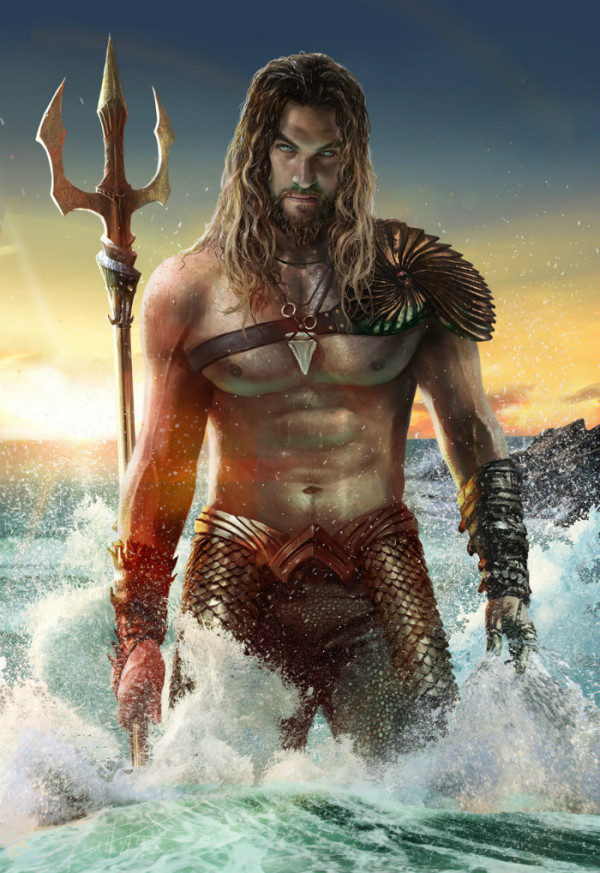 Man Of Steel 2 Aquaman