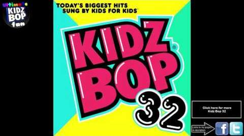 Kidz Bop Kids Cake By The Ocean