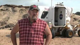 """""""Larry the Cable Guy"""" Says """"Git-R-Done!"""" and Watch NASA TV"""