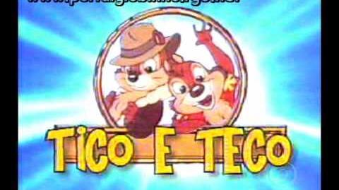 TV Globinho em Abril- Tico e Teco