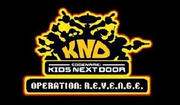 Codename Kids Next Door Operation REVENGE Logo