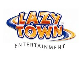 LazyTown Entertainment logo