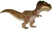 Tyrannosaurus Rex (PnF Version)