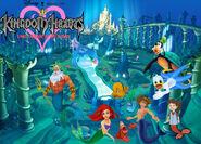 Kingdom hearts- Atlantica