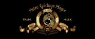 Metro-Goldwyn-Mayer Pictures Logo The Hobbit An Unexpected Journey (2012)
