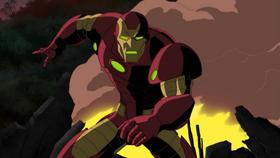 Next Avengers Iron Man