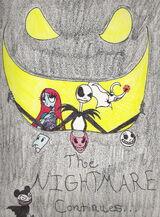 The Nightmare Before Christmas 2: Oogie's Revenge (film)