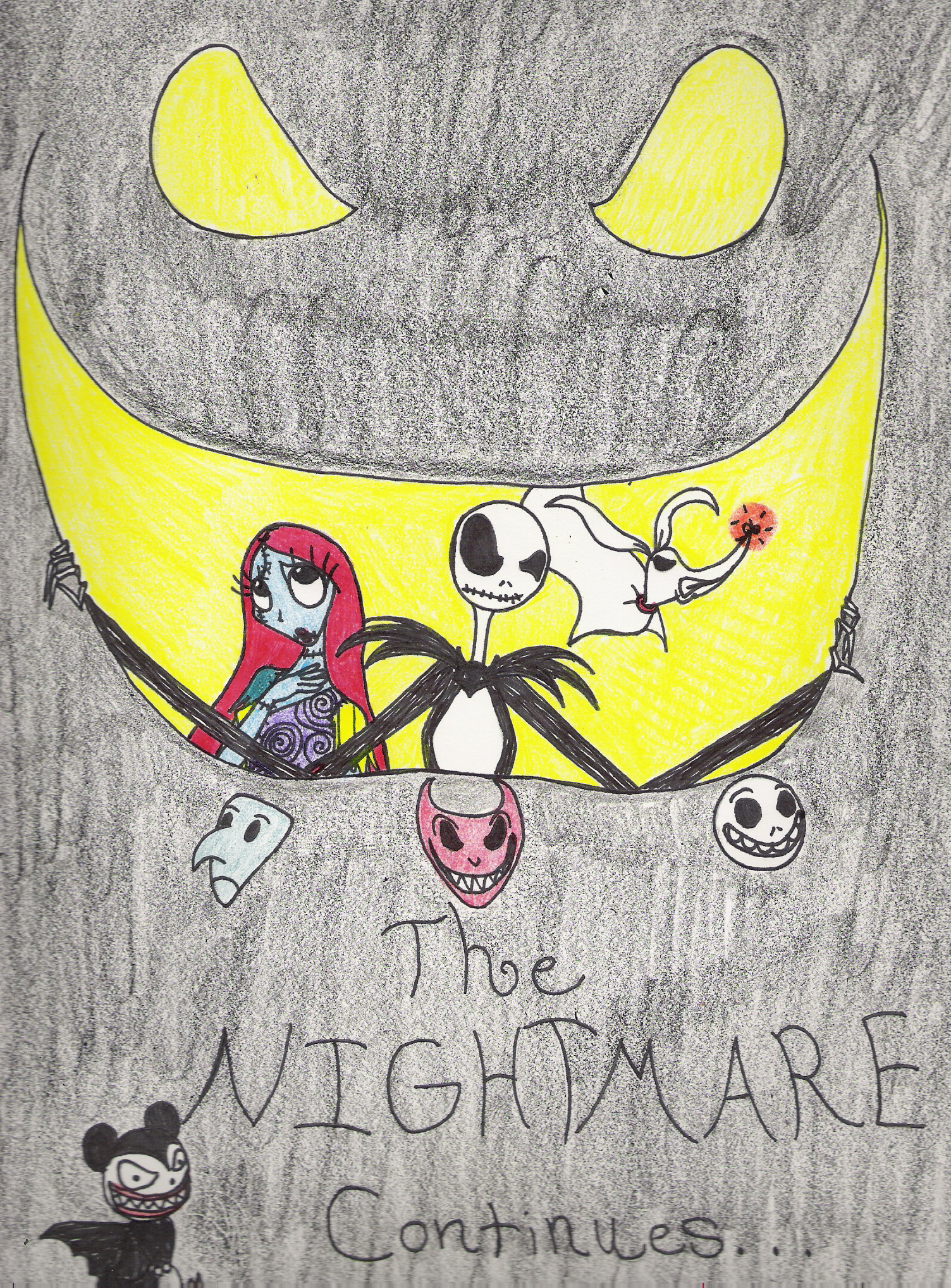 the nightmare before christmas 2 oogies revenge - A Nightmare Before Christmas 2