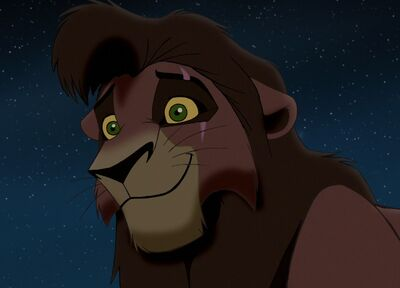 Kovu lion king 2