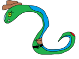 The Outback Snake