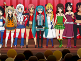 The International Vocaloid Girls on a Search for the Missing Miriam