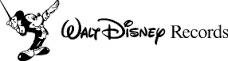 Walt Disney Records logo 1994