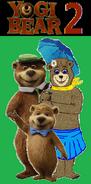 Yogi Bear 2 2017 poster promo