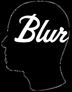 Blur logo