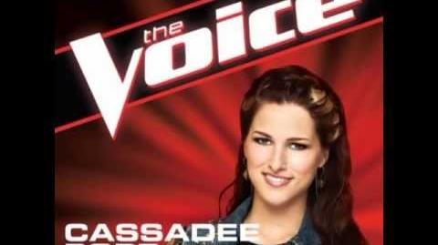 "Cassadee Pope ""Torn"" - The Voice (Studio Version)"