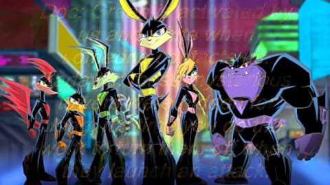 Loonatics Unleashed Evolution Season 3