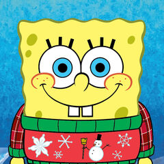 SpongeBob SquarePants as Benny the Bull