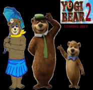 Yogi Bear 2 Movie Picture (Version 3)