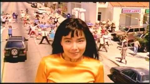 Björk - It's Oh So Quiet (Official Music Video)
