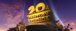 Another 20th century studios logo
