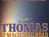 Thomas and The Magic Railroad: Full Steamed and Uncut